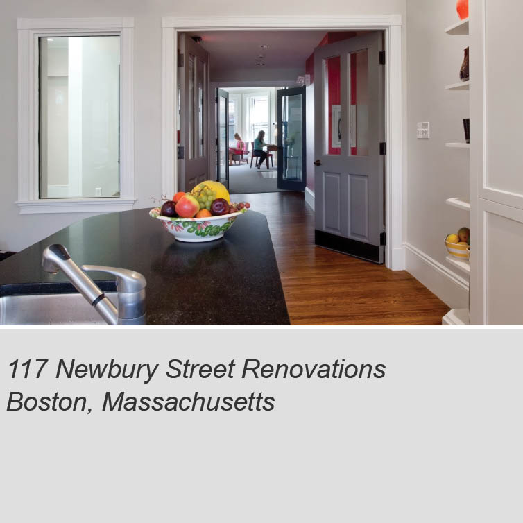 117 Newbury Street Renovation