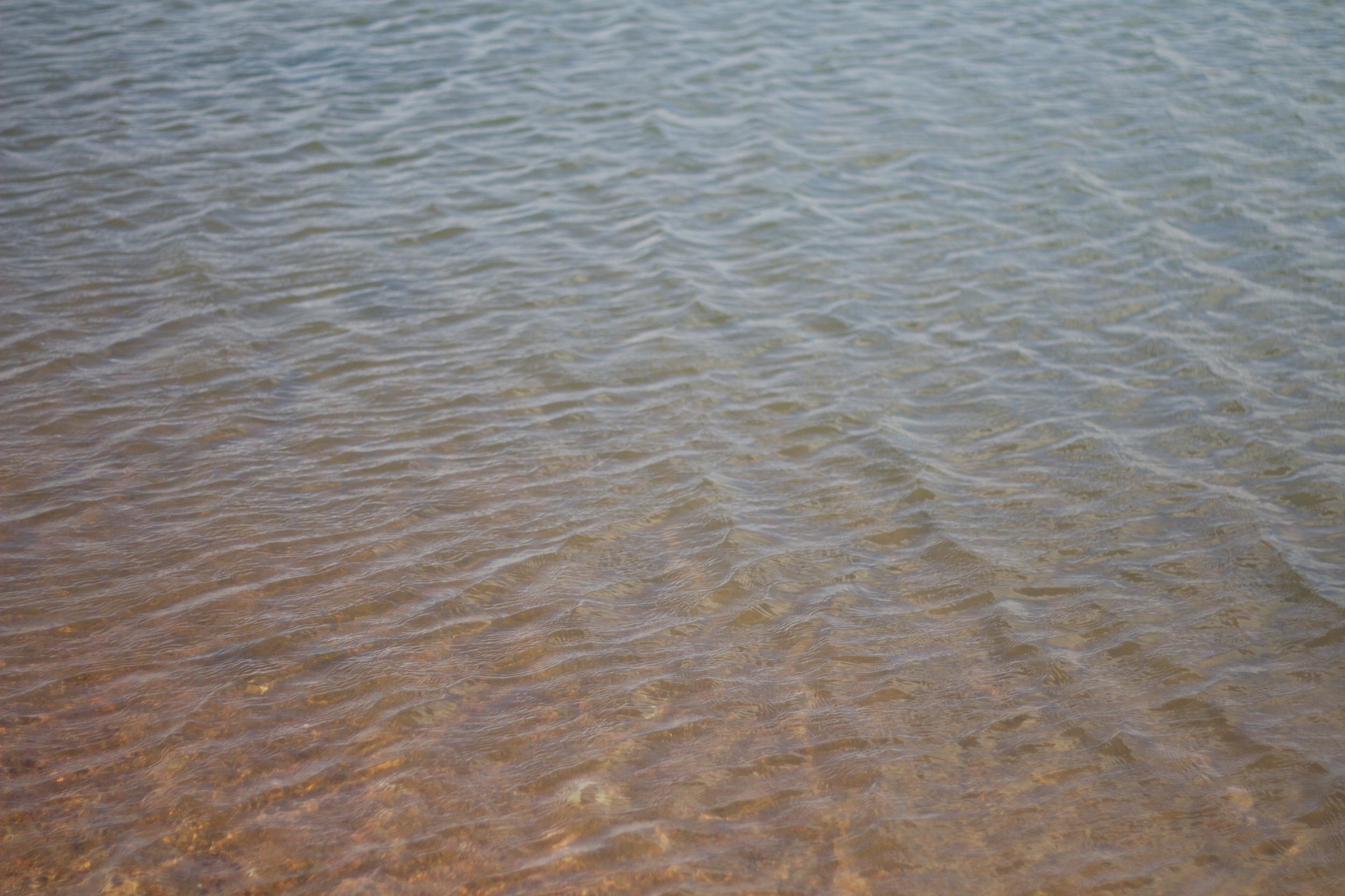 Warmer waters