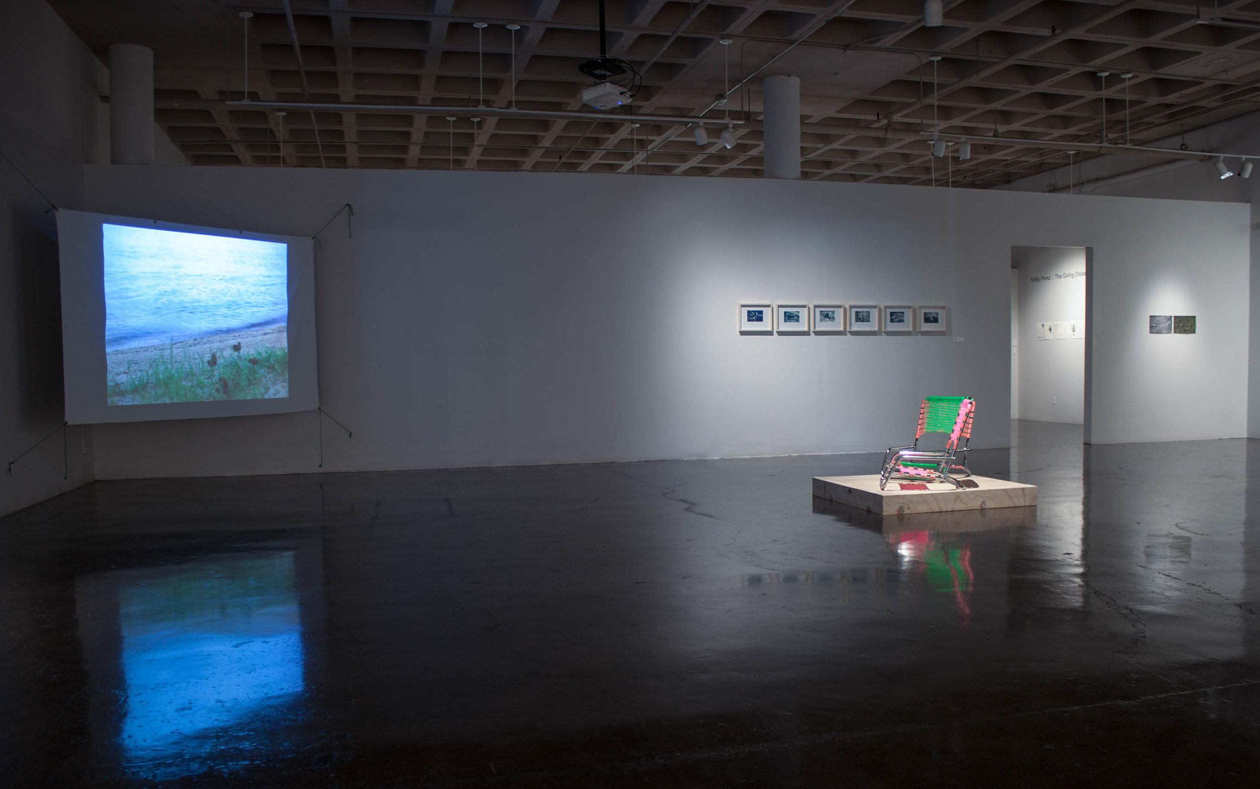 Installation view SSA, 2017