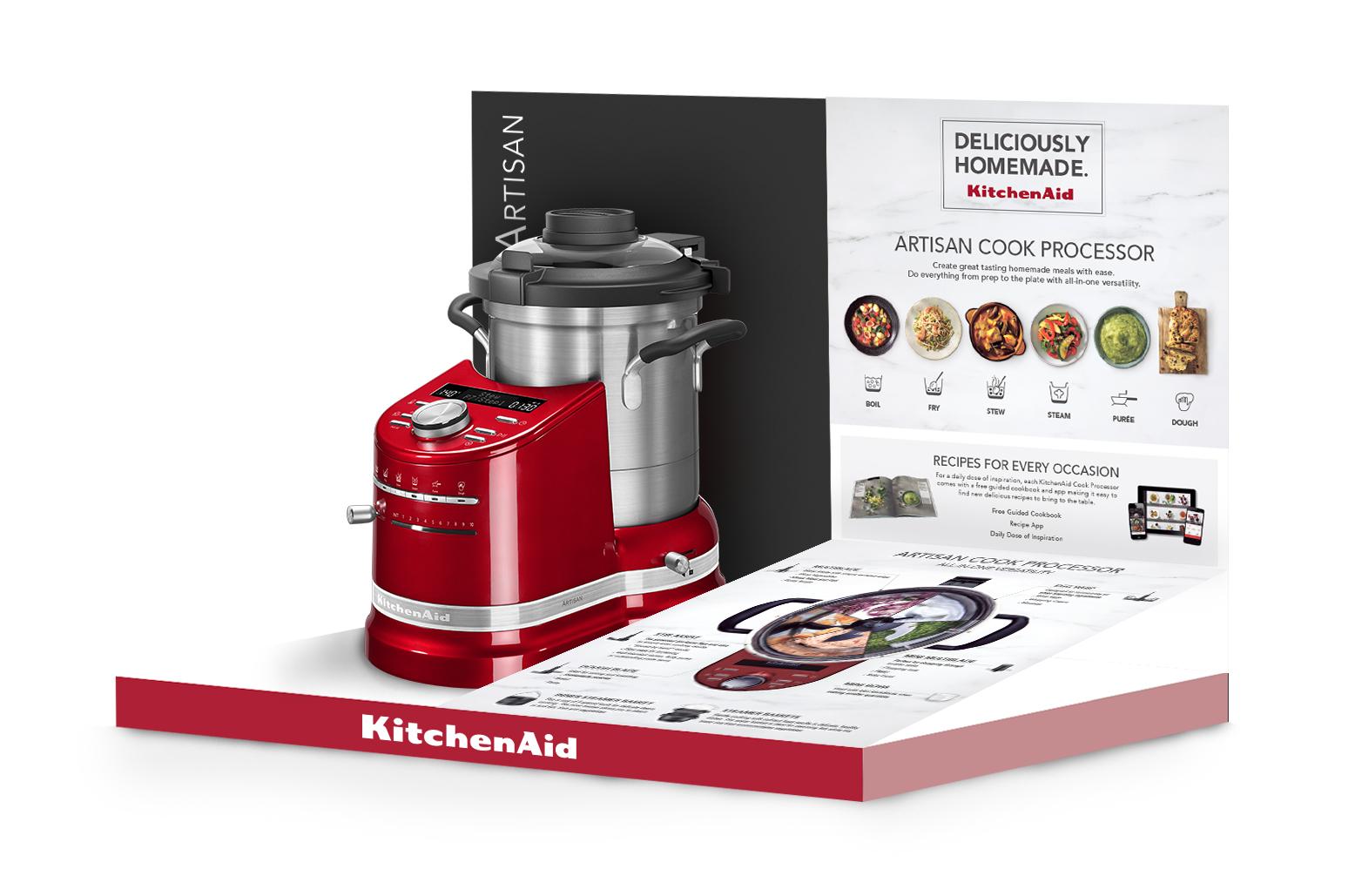 Kitchenaid Cook Processor Rachael Anne Morello