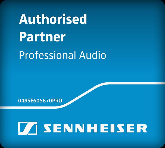 Authorized Sennheiser Partner