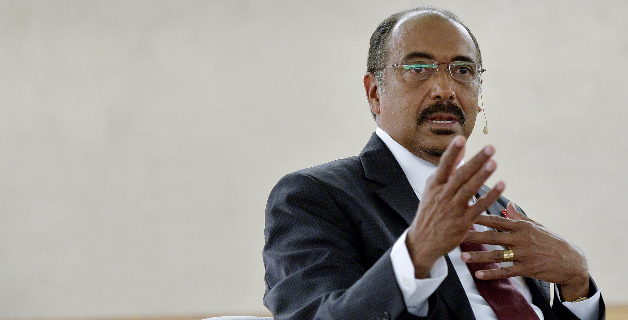 Michel Sidibé, Executive Director of UNAIDS.  (UN Photo / Jean-Marc Ferré )