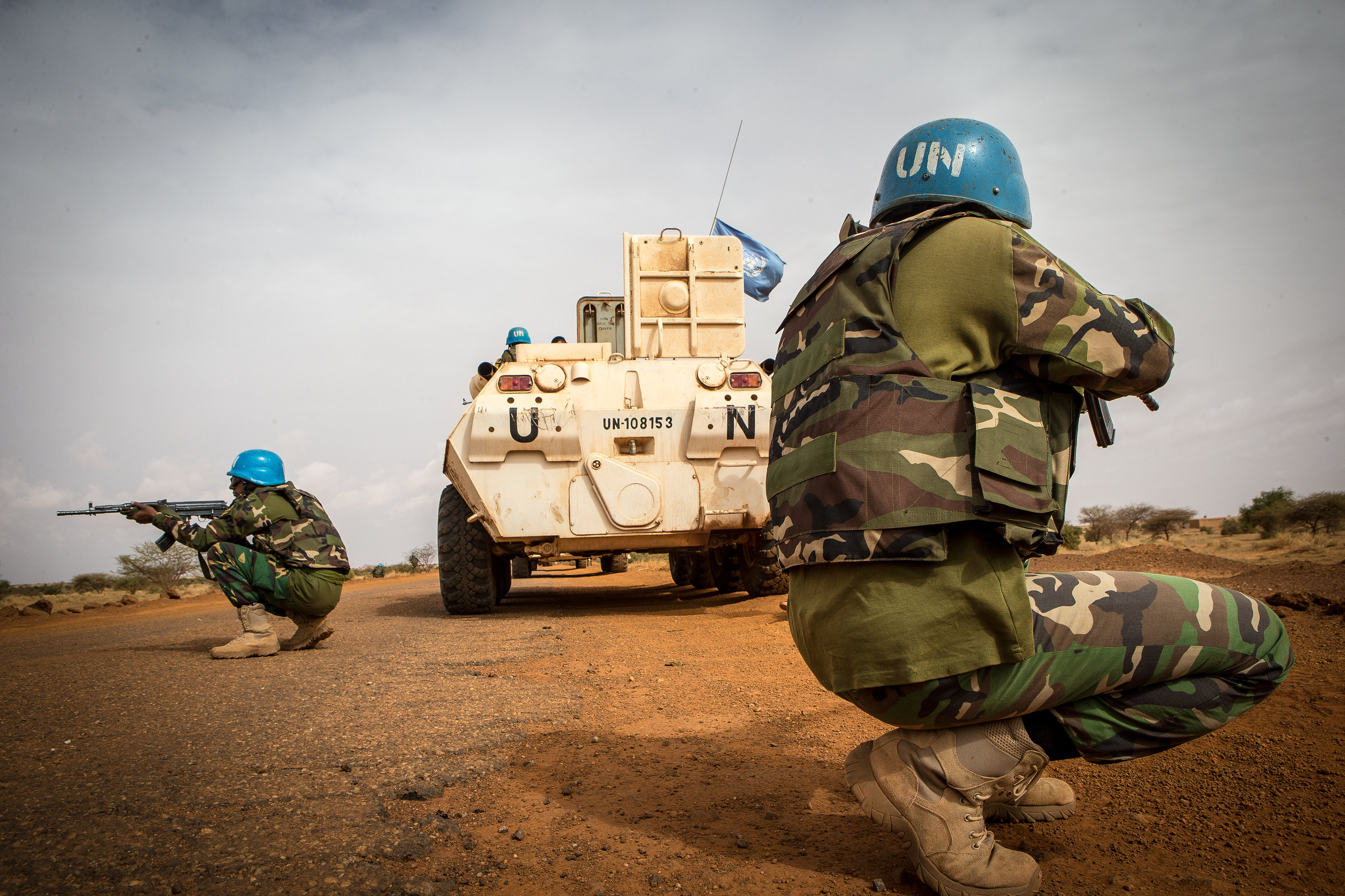Backgrounder - Burundi Troops in UN & AU Peace Operations