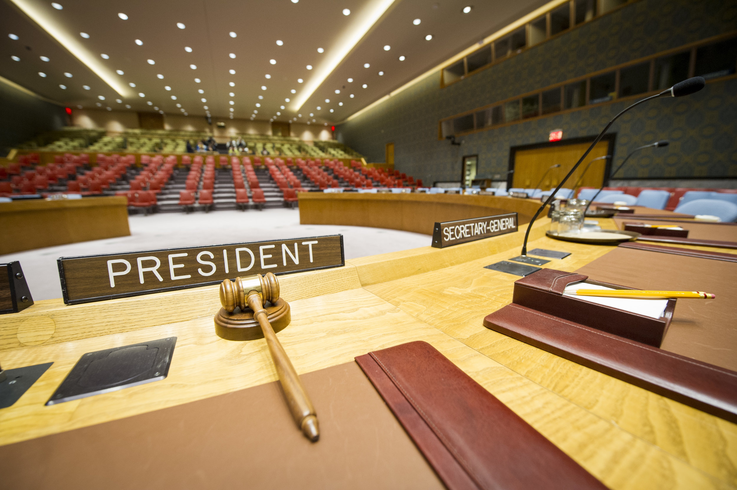 backgrounder - Membership of the UN Security Council