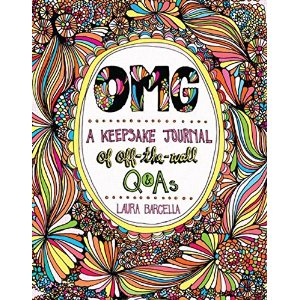 """Book Cover: """"OMG"""" by Laura Barcella (Sterling Publications)"""