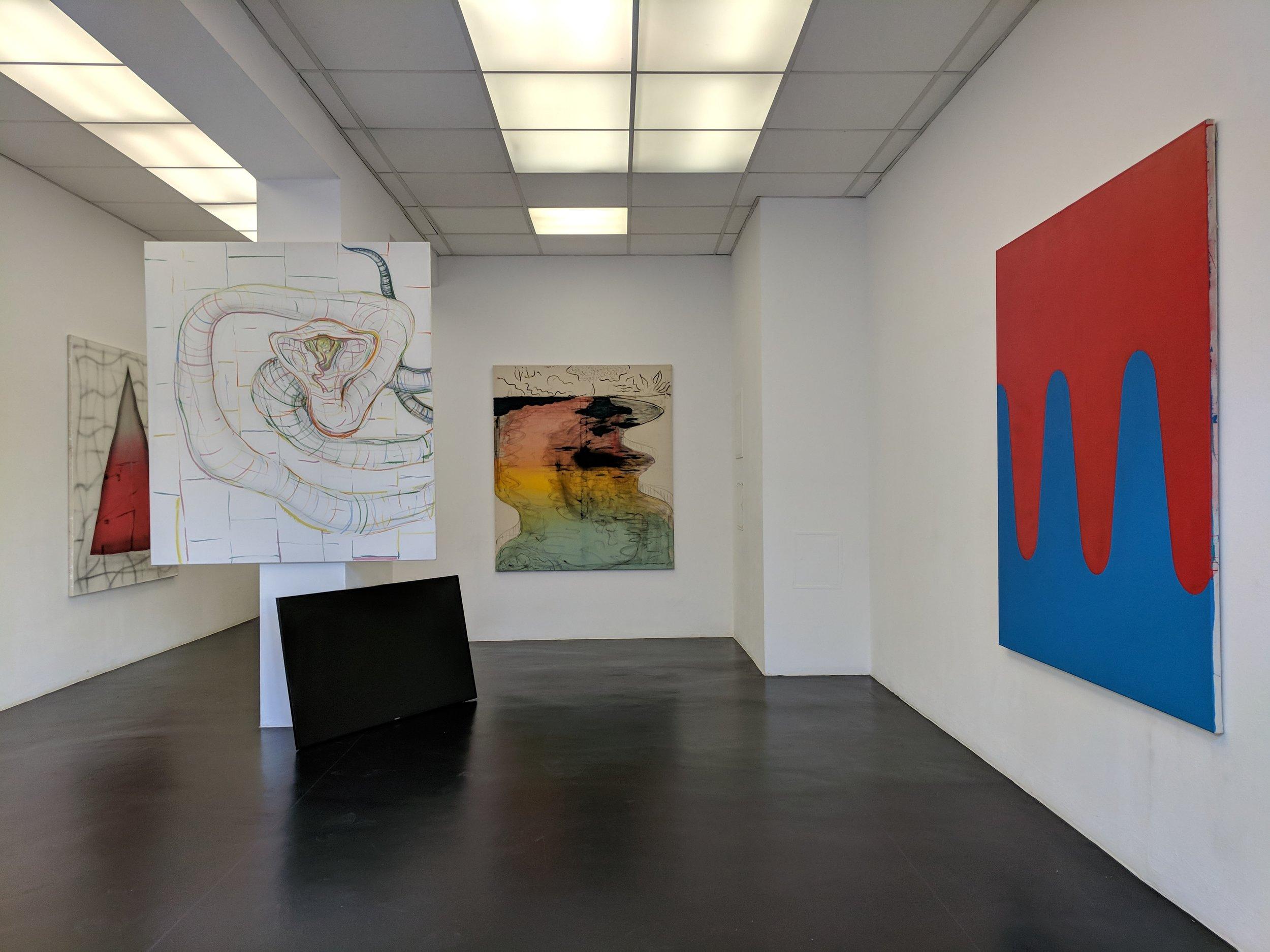 Selva Oscura   The Valeries, Berlin, DE, 2018