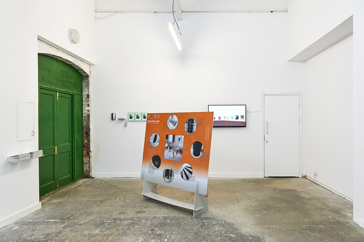 Dreamworks   group exhibition curated by  IKO  with Doug Bowen, George Chinnery, Thomas Grogan, Rowena Harris, Andrea Zucchini, Limbo, Margate UK, 2018