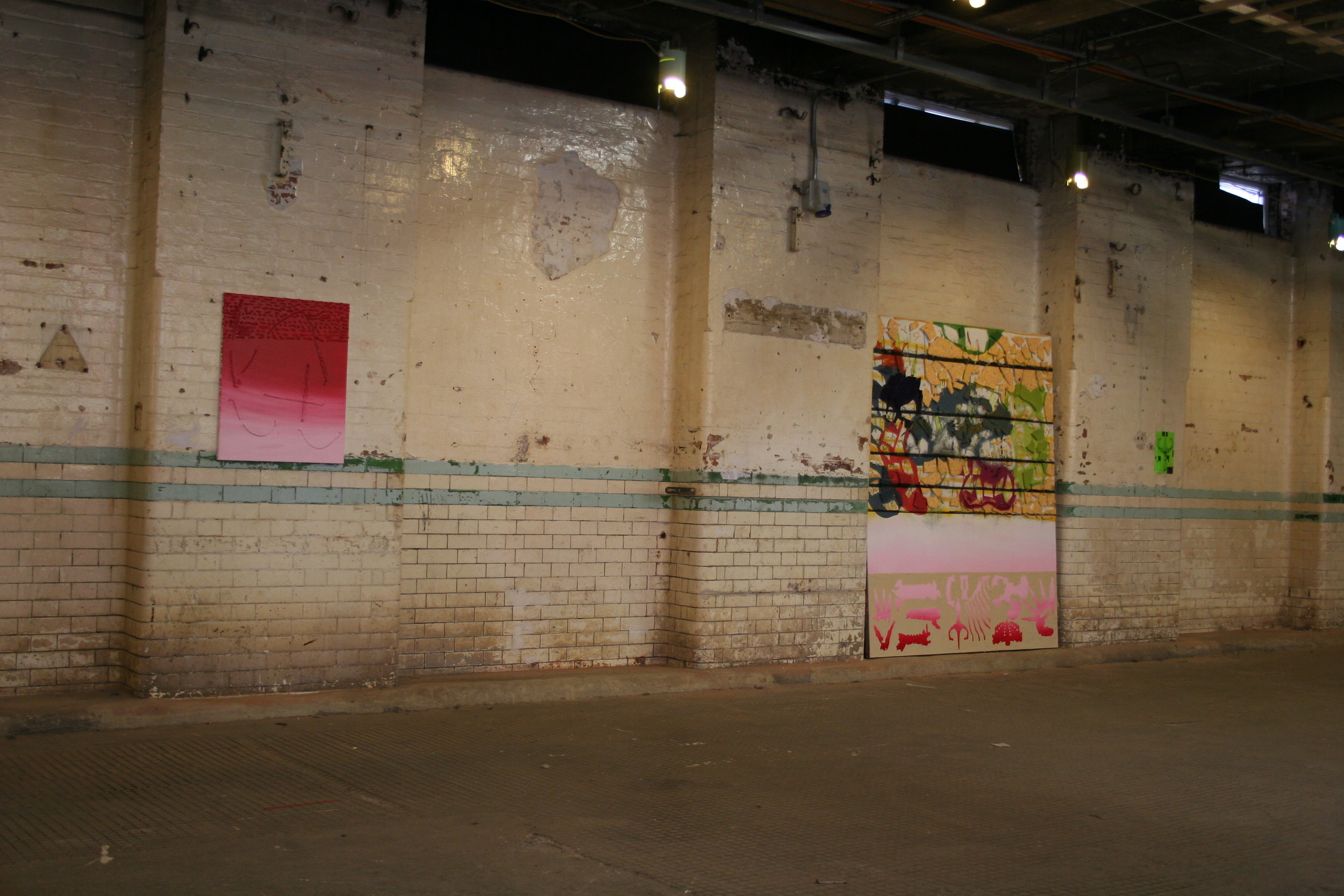 Paintings   Testbed 01, London, UK, 2012