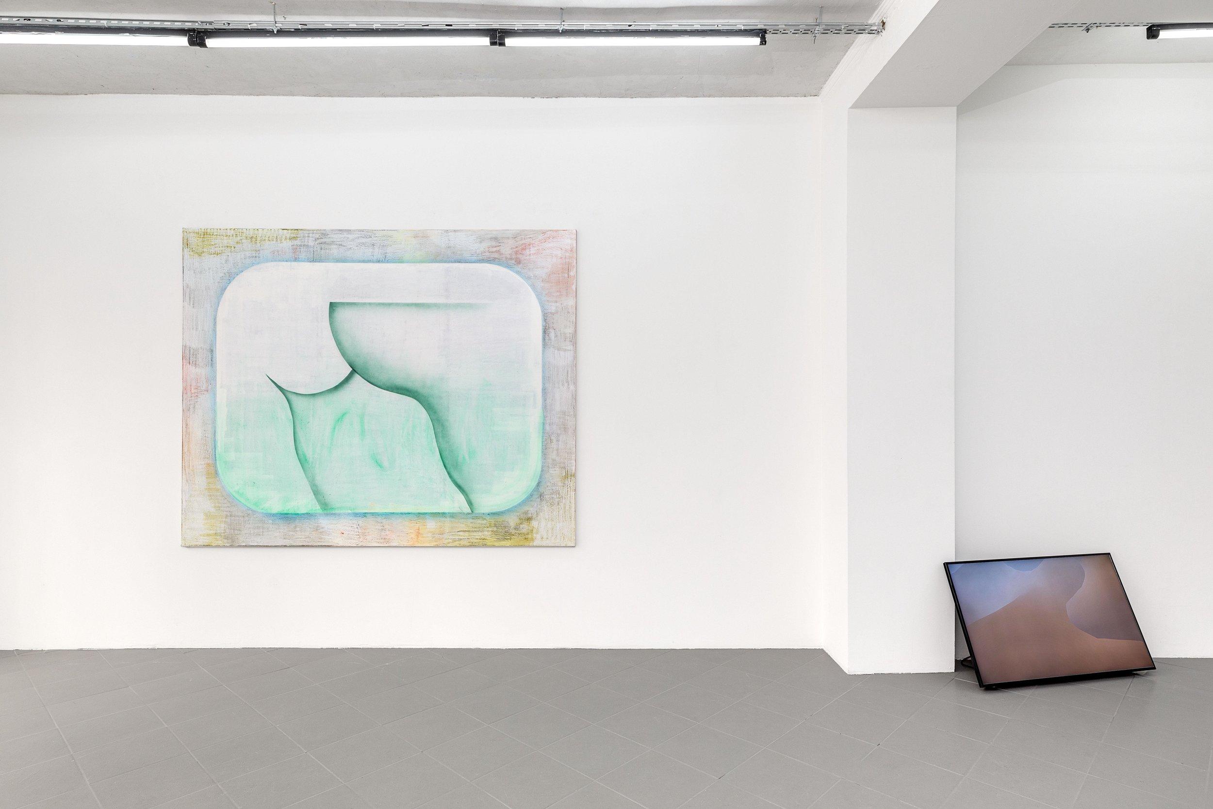 Mandelfierst   Gallerie Jérôme Pauchant, Paris, FR , 2019