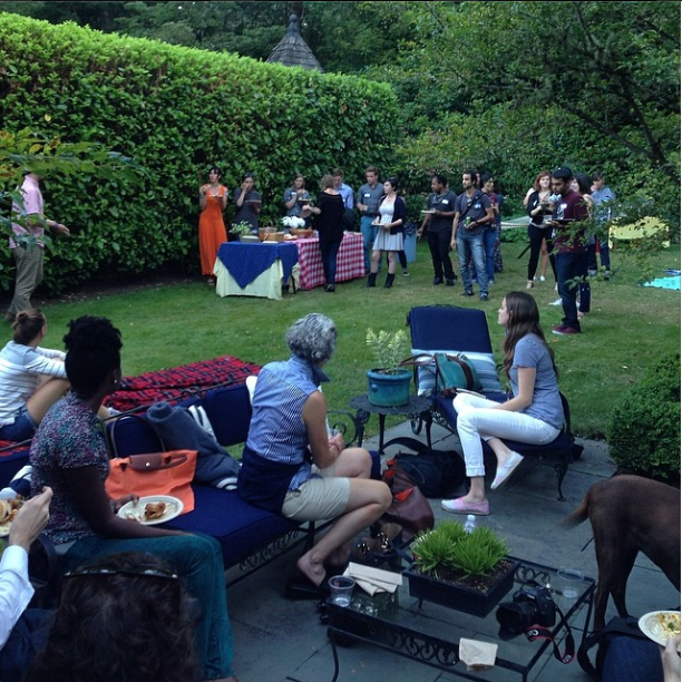 8/6/14  | We're grateful to the Zusman family for welcoming us to Portland by curating this amazing evening at their home where we were able to hear from some of Portland's leading changemakers and creative leaders.