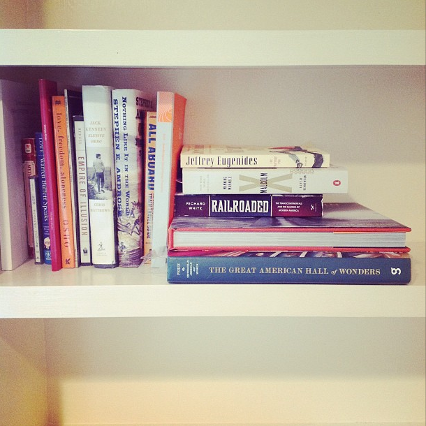 6/15/12  | What we're reading during these early, stary-eyed startup days.