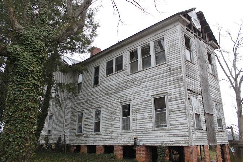 1880'S SOUTH CAROLINA FARM HOUSE