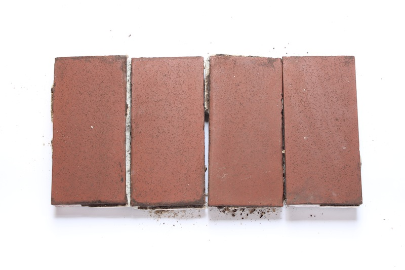 RECLAIMED 1940'S TERRACOTTA TILE