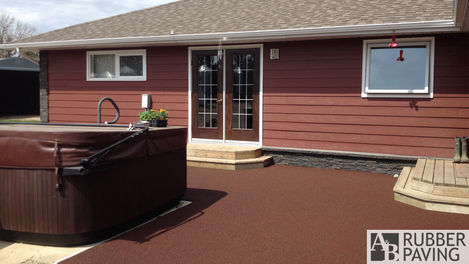 Patio - Brown