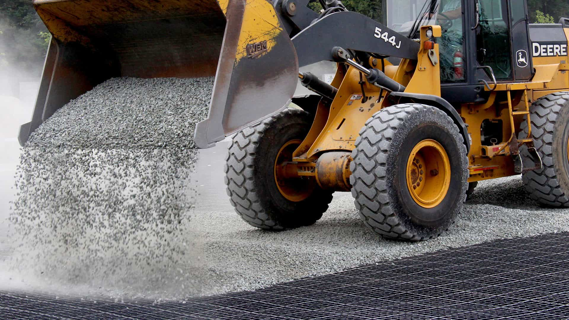 Ecoraster - An effective, affordable and environmentally friendly solution for ground stabilization and erosion controlGround Stabilization, Alternative to Stone Turf, Eco-Friendly, Cost Efficient
