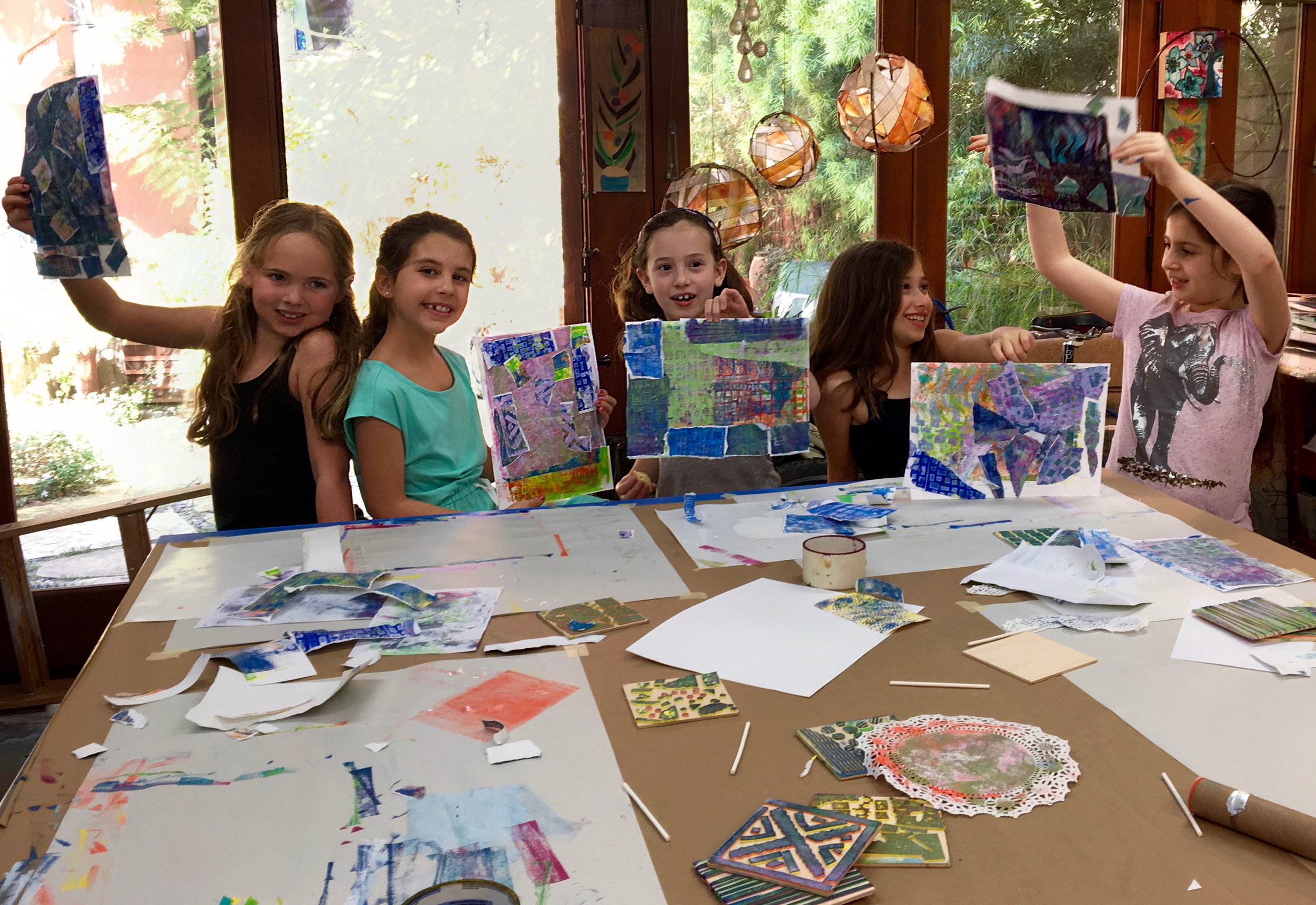 Art classes for kids 5-11 - Classes begin at 3:30 pm, are held once a week on Monday's, Tuesday's, or Thursday's$40 per 1 hour classPlease email: jamieleehofferfineart@gmail.com