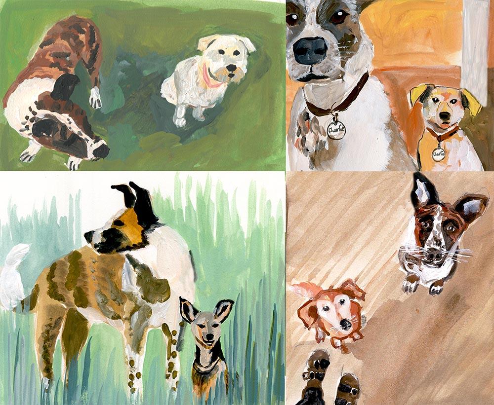 My Dog Story — Gayle Kabaker