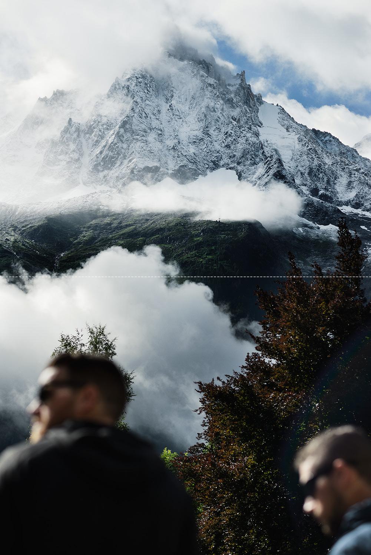 Mont Blanc massif,  Chamonix
