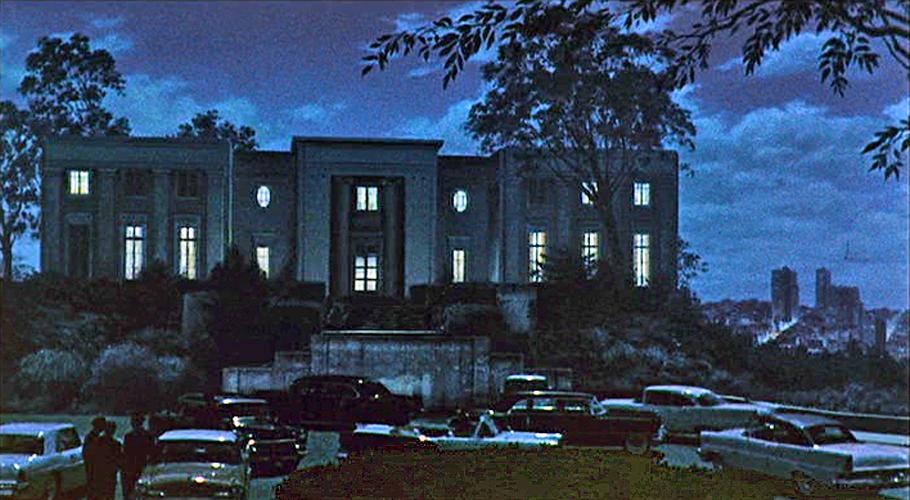 Pal Joey -  Vera Simpson's Mansion - 1