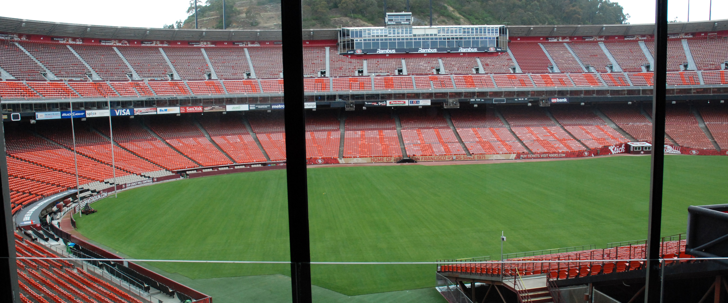 Experiment In Terror -  Showdown at Candlestick Park
