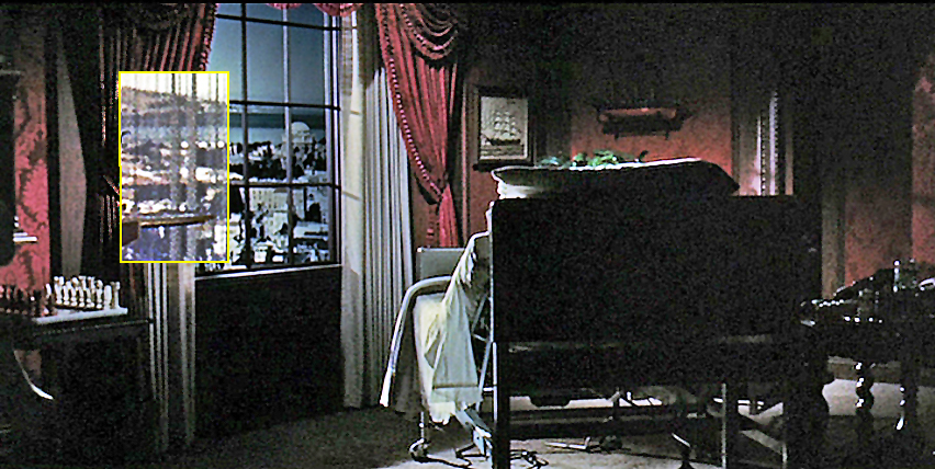 Portrait In Black -  Rivera's Apartment