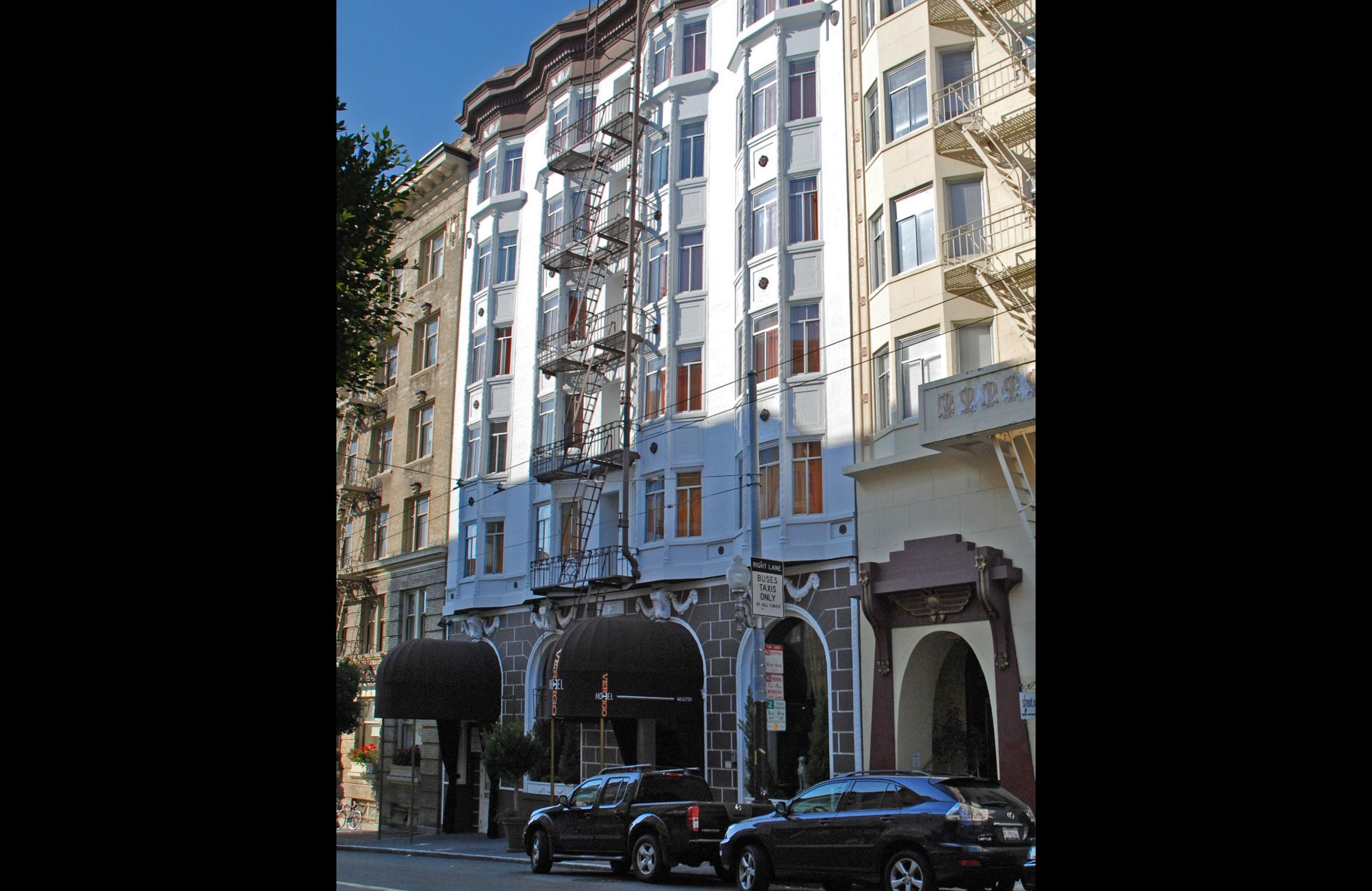 Vertigo -  Empire Hotel