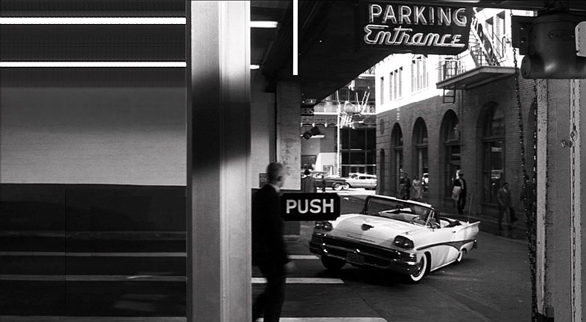 Experiment In Terror -  Parking Garage
