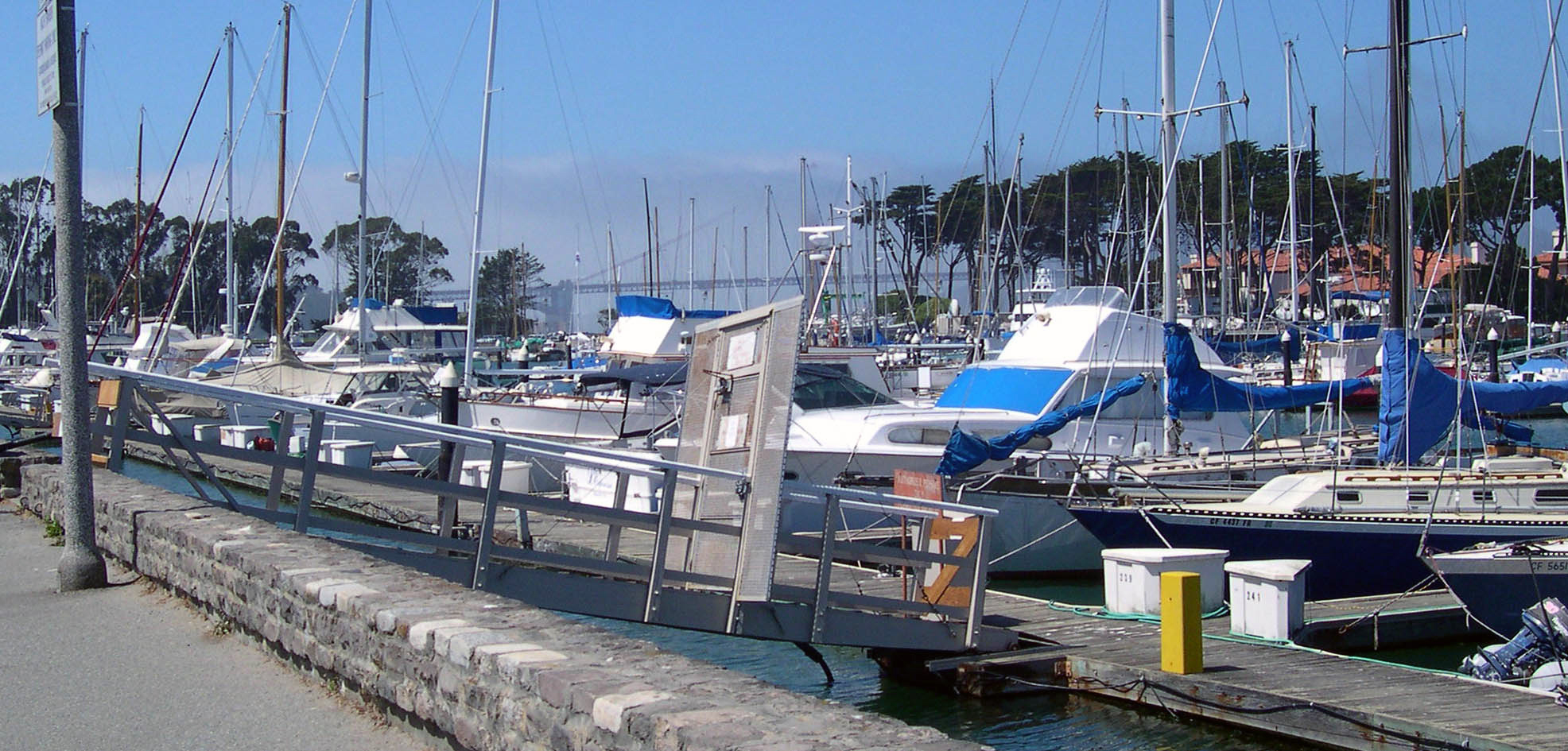 The House On Telegraph Hill -  Yacht Harbor