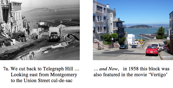 The House On Telegraph Hill - Runaway Car