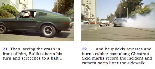 Bullitt -  Car Chase - Complete
