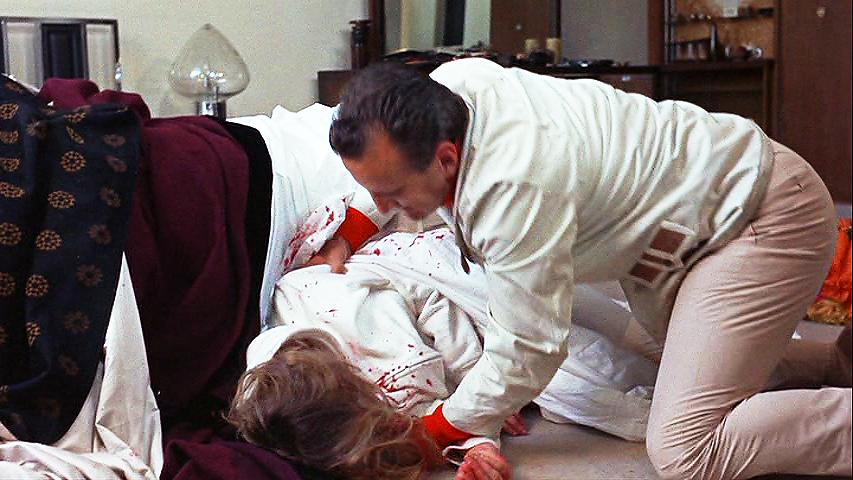 Petulia -  Brutal Beating