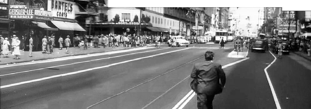 D.O.A. - A Mad Dash Through Town