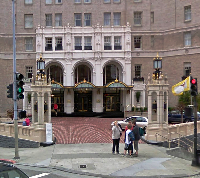 The Lineup - Mark Hopkins Hotel