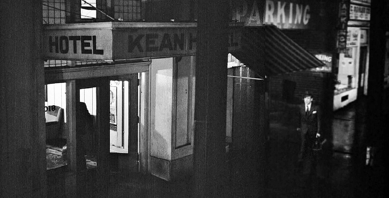 Dark Passage - Kean Hotel