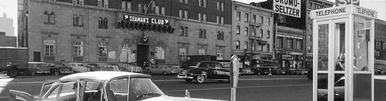 The Lineup - Seaman's Club