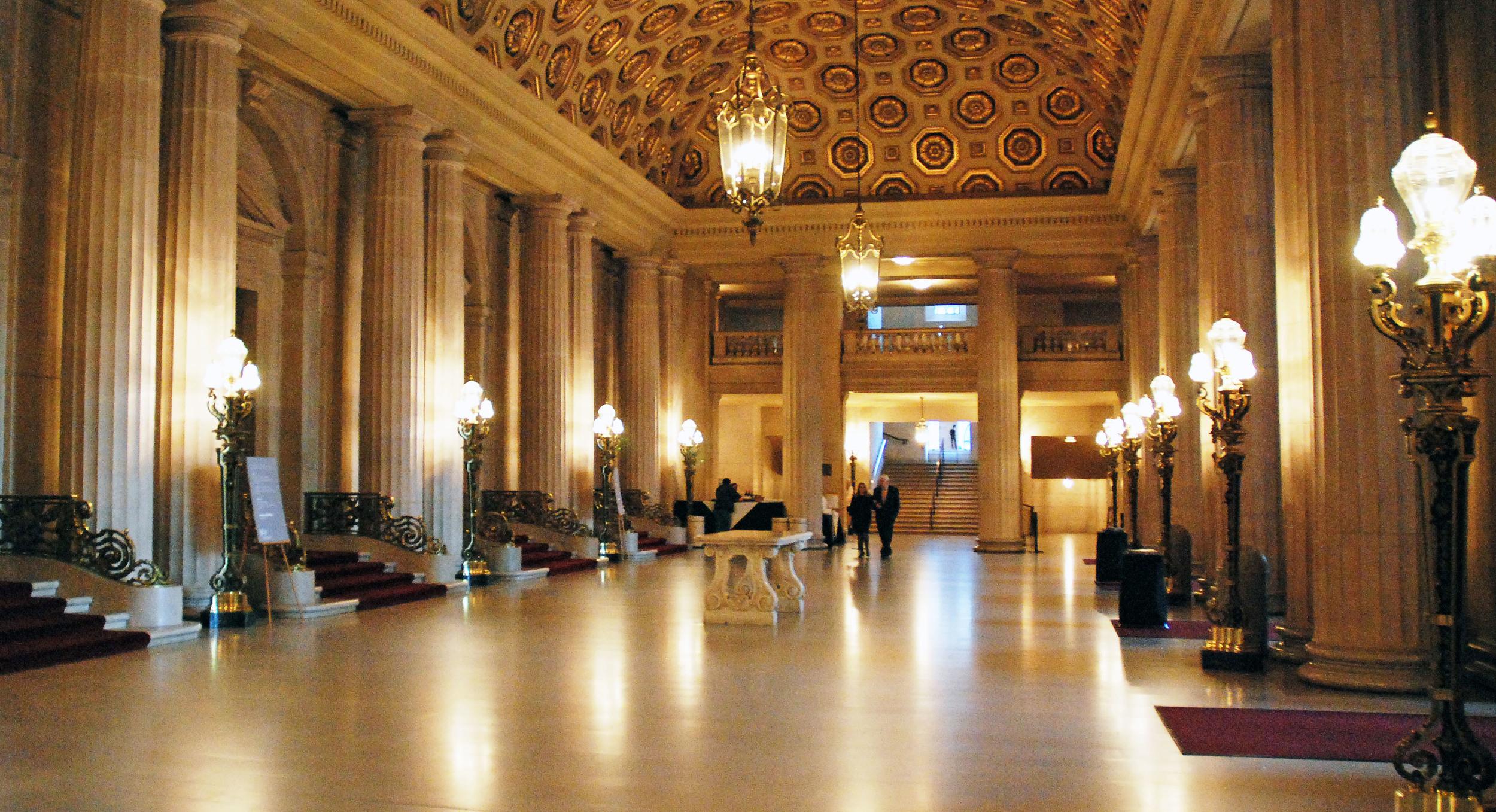 The Lineup - Opera House