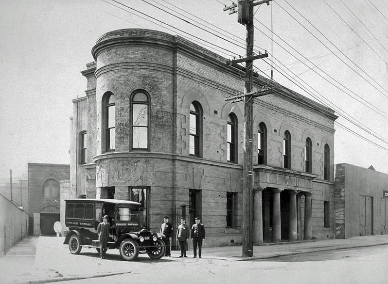 9 - plan 5 mission police station 1924.png