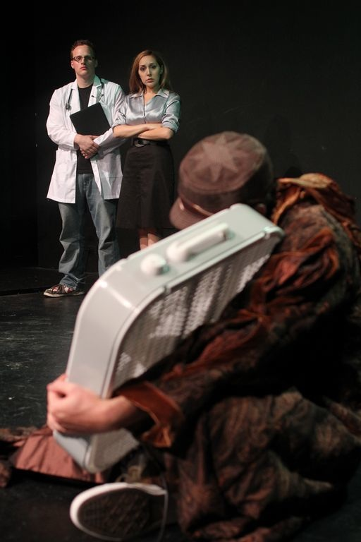 Courtesy of Theatre for People Who Need It, 2012. Photo by Austin Oie.