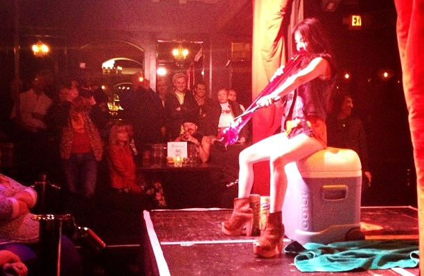 Diamondback Annie - Tailgate Party - by Nadya Ginsburg.jpg