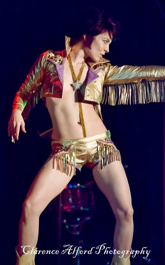 Diamondback Annie - Vegas Elvis act by Clarence Alford 4.jpg