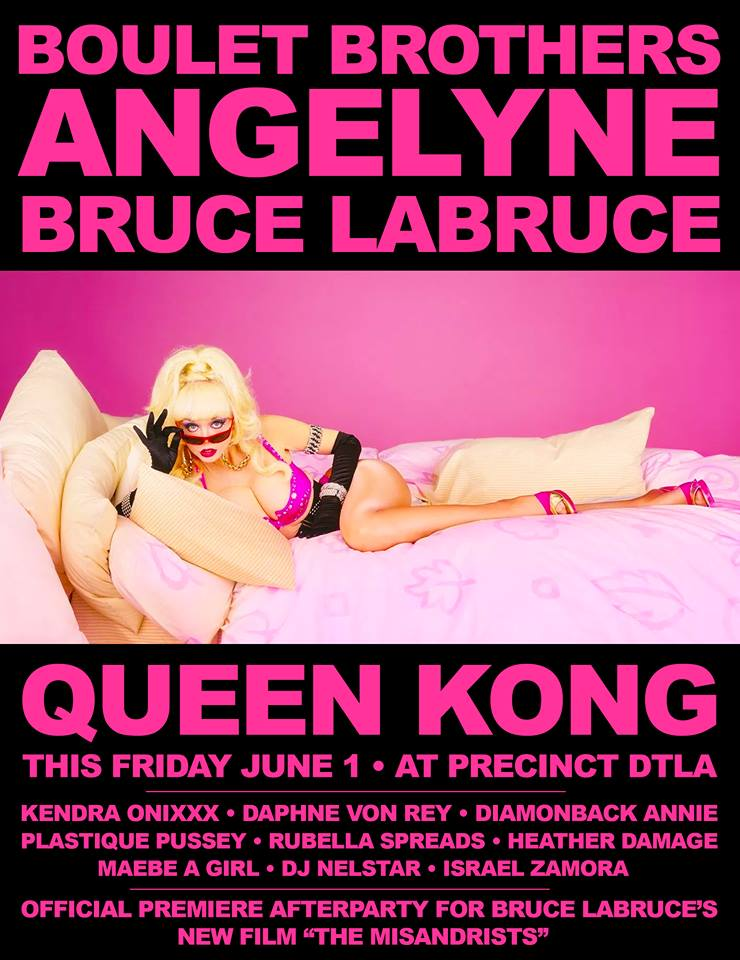 Queen Kong w Angelyne June 1 presented by Boulet Brothers.jpg