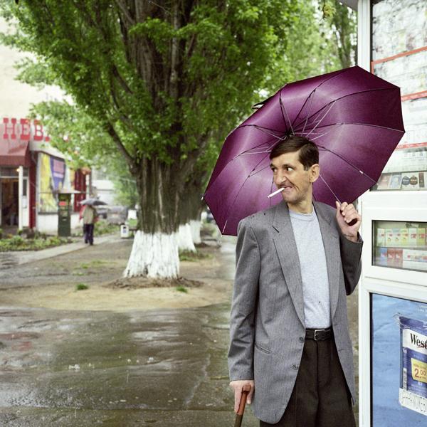 ANDREA DIEFENBACH  СПИД [SPID] AIDS IN ODESSA 11.01. - 15.03.2009