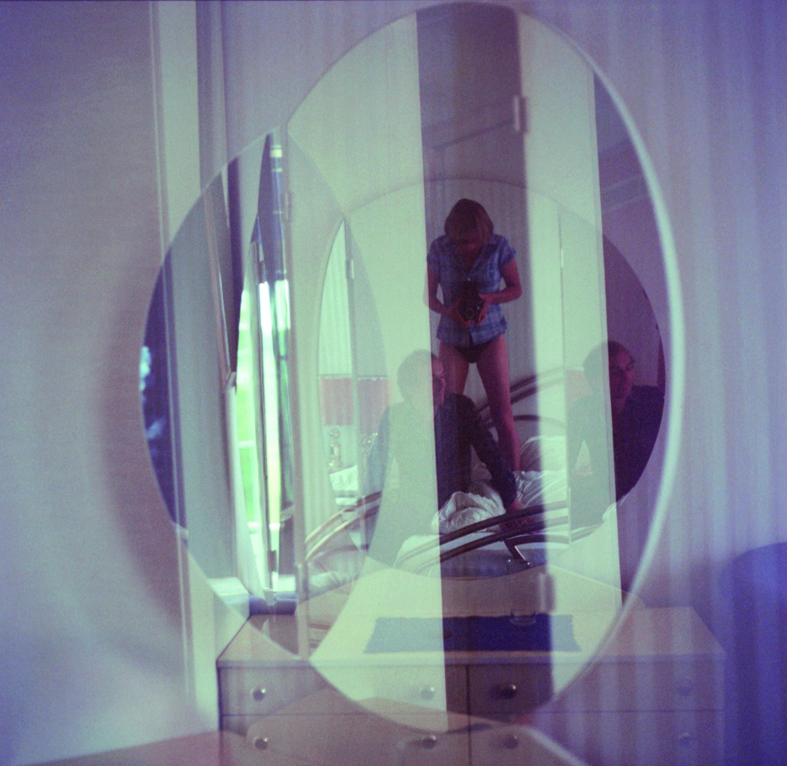 """Geometrie des Raumes"", 2011 © Susa Templin; Courtesy Galerie Thomas Rehbein"