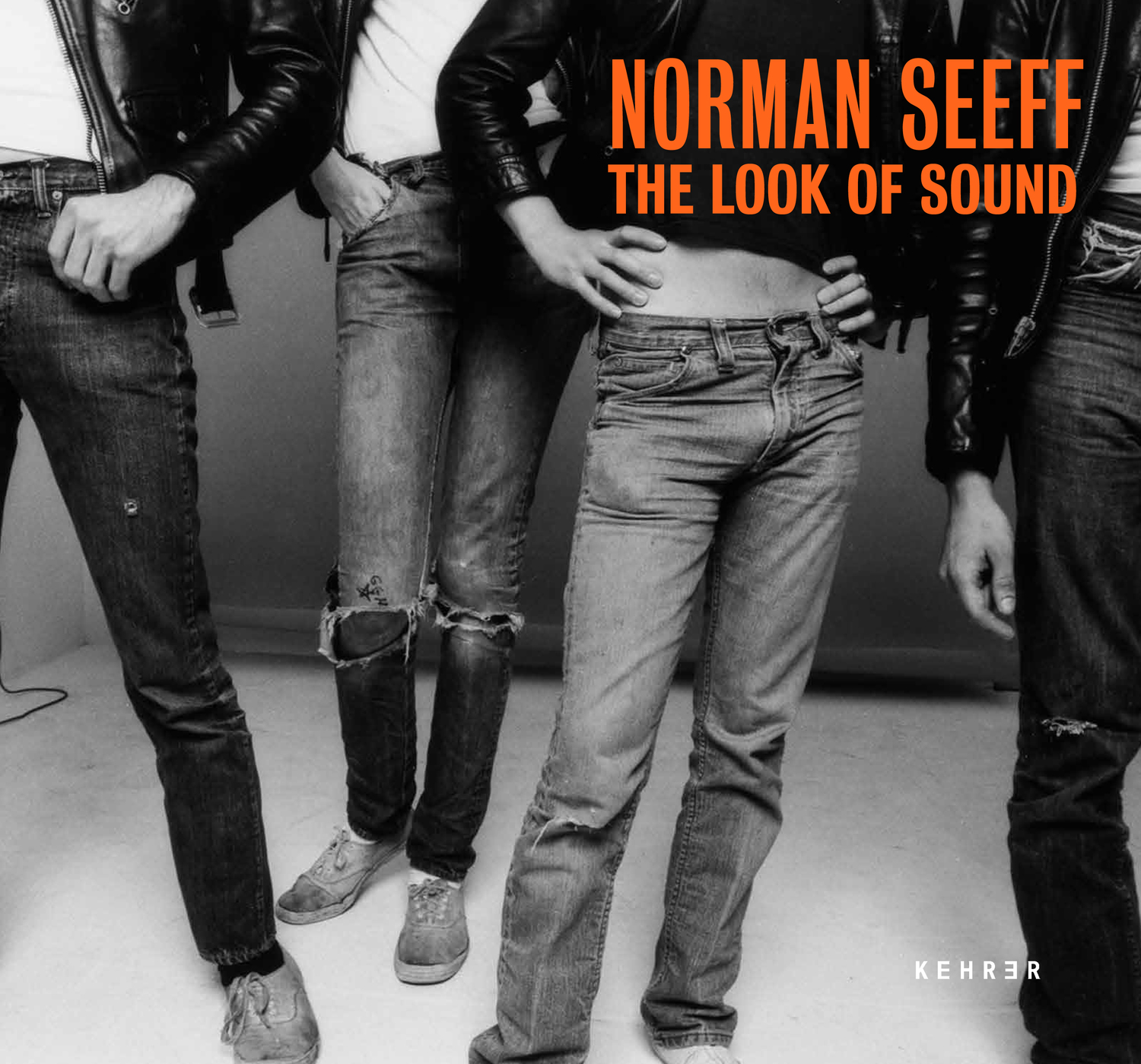 Norman Seeff: The Look Of Sound  Catalogue Kehrer Verlag, german/english 39,95 €