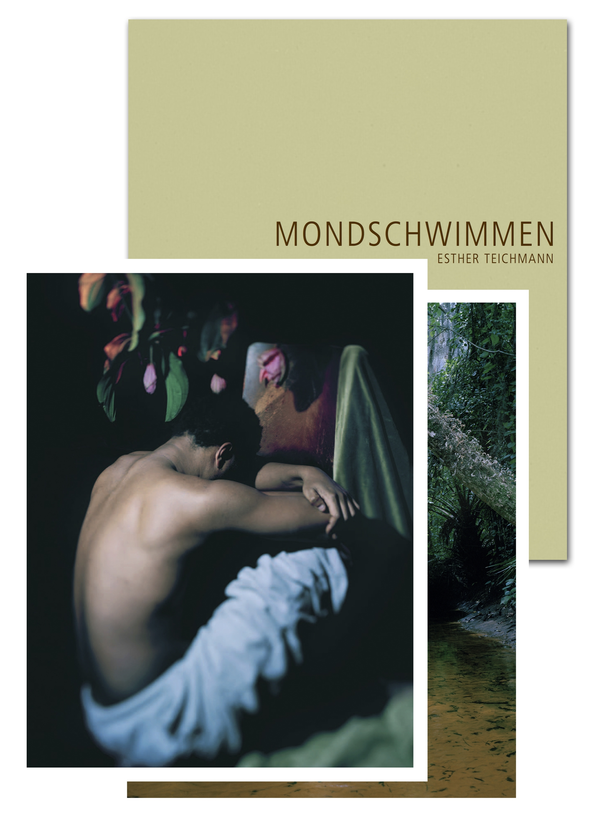 MONDSCHWIMMEN Esther Teichmann  Edition 1, 2015 signiert, mit zwei analogen C-Prints    Letzte Exemplare der Auflage!   Mit jeder fünften verkauften Ausgabe steigt der Preis. 120,00 €