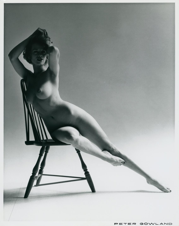 "Copy of Model: Marli Renfru / © Peter Gowland aus ""Peter Gowland Girl's, Vol. 9"""