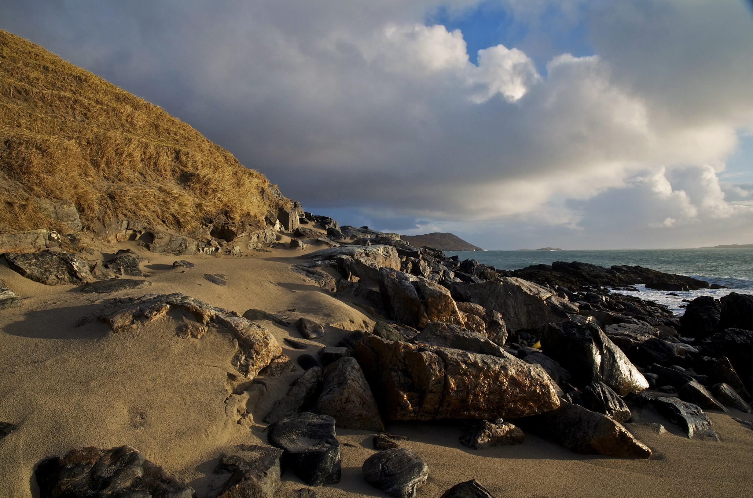 Rubha an Teampaill beach, D7000/   16-85mm