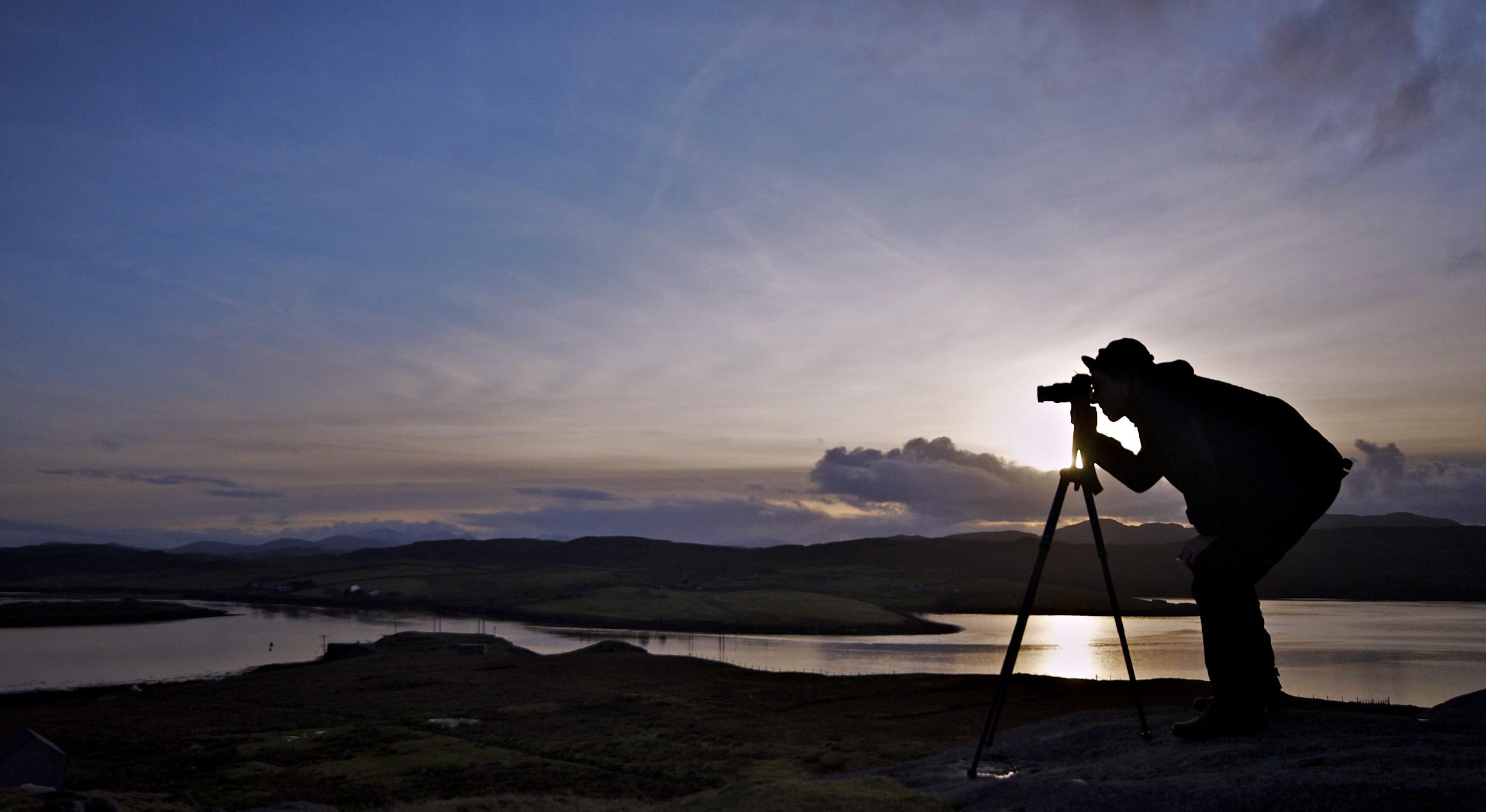 Callanish, direction Loch Ceann Hulabhaig   D7000 Sigma 10-20mm