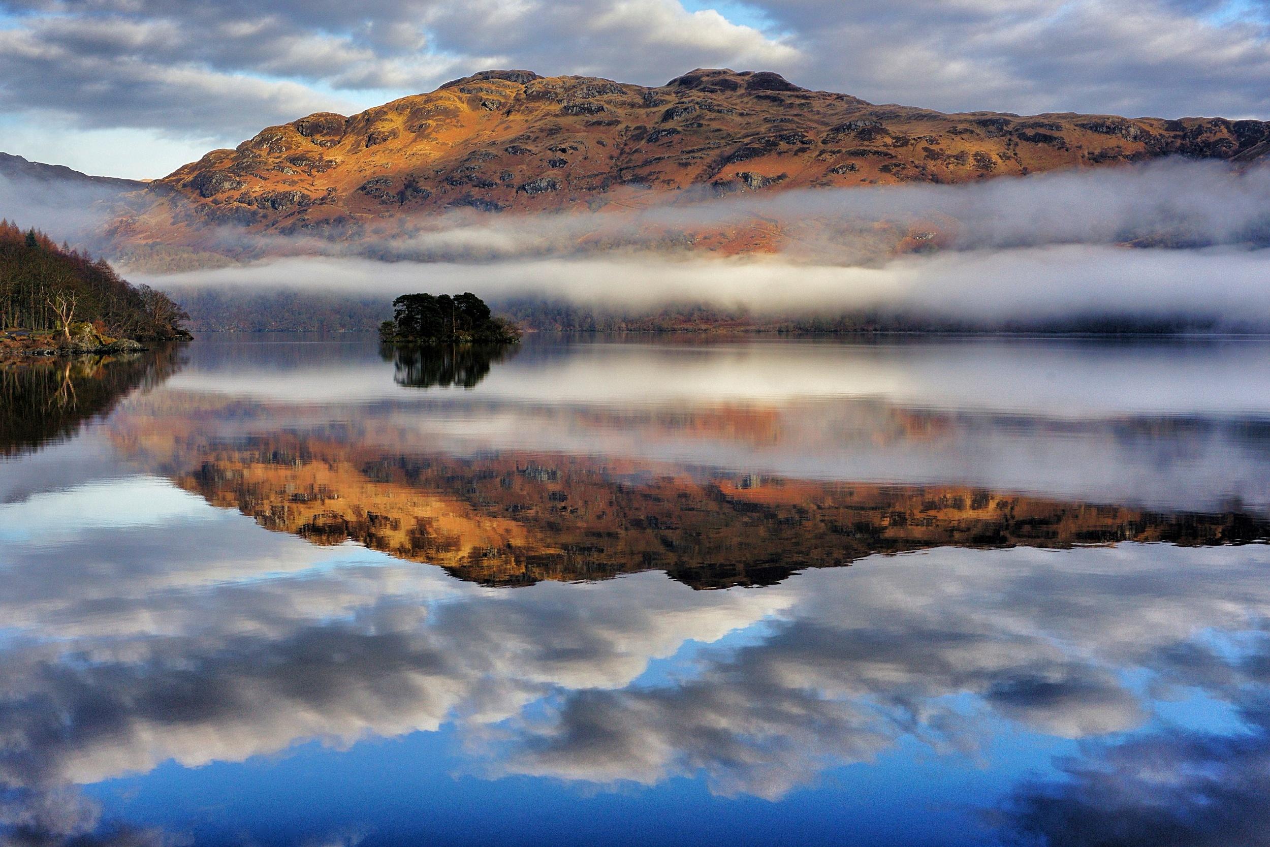 Islands-bound: Loch Lomond    A-900 50mm f1.4