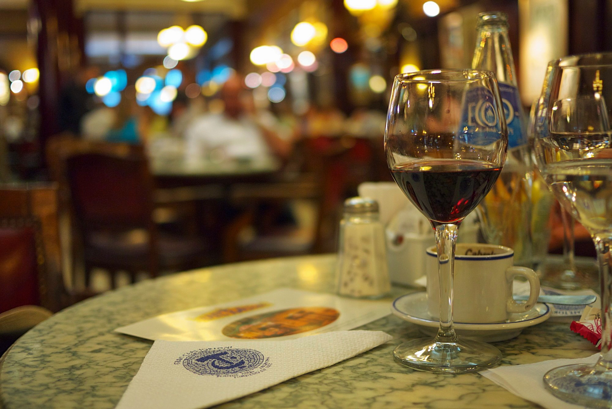 Cafe Tortoni, Avenida de Mayo, Buenos Aires